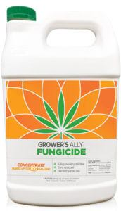 picture of Fungicide bottle