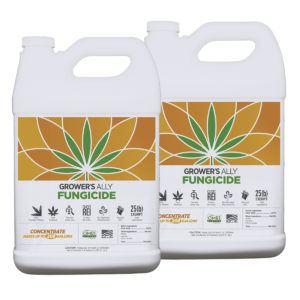 Grower's Ally 5 Gallons (2 pack of 2.5 gal. / 320 fl. oz. bottles) Fungicide Concentrate