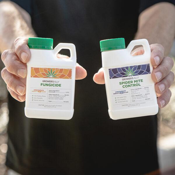 8oz Fungicide and Spider Mite Control